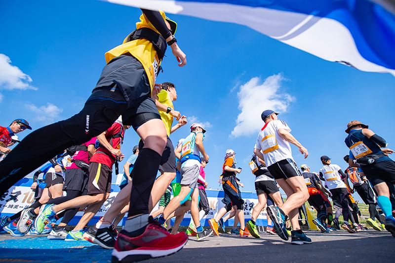ウルトラマラソン イメージ